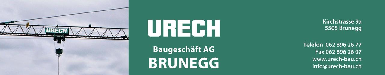 URECH Baugeschäft AG